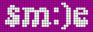 Alpha pattern #60503 variation #110487