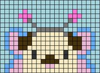 Alpha pattern #61363 variation #110514