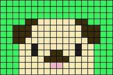 Alpha pattern #59205 variation #110515