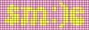 Alpha pattern #60503 variation #110661
