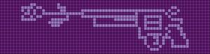 Alpha pattern #40506 variation #110712