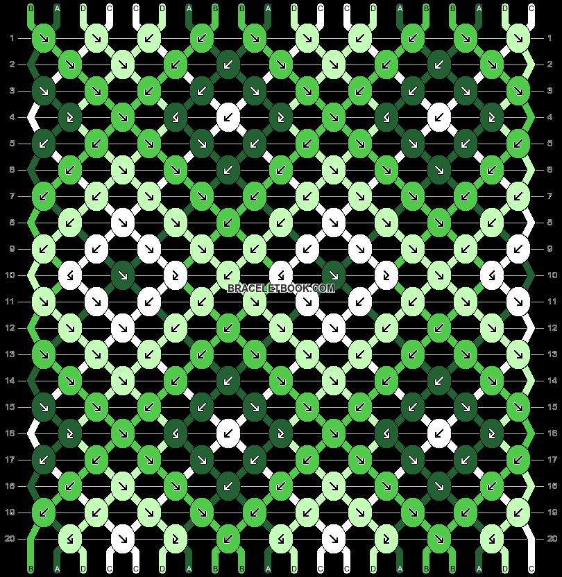 Normal pattern #58435 variation #110729 pattern