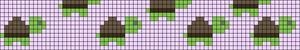 Alpha pattern #46342 variation #110770
