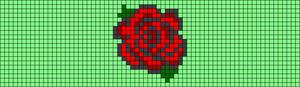 Alpha pattern #61322 variation #110815