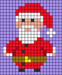 Alpha pattern #28531 variation #110881