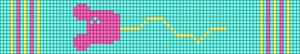Alpha pattern #21848 variation #110920