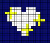 Alpha pattern #59450 variation #111002