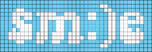 Alpha pattern #60503 variation #111060