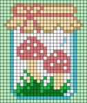 Alpha pattern #59867 variation #111126