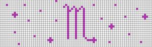 Alpha pattern #61616 variation #111143