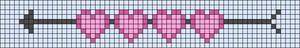 Alpha pattern #61567 variation #111147