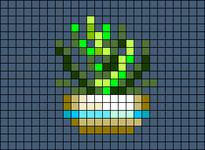 Alpha pattern #52092 variation #111150