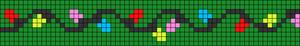 Alpha pattern #48758 variation #111218