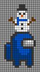 Alpha pattern #57570 variation #111233