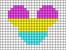 Alpha pattern #61594 variation #111259