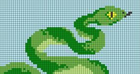 Alpha pattern #50000 variation #111363