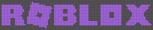 Alpha pattern #36370 variation #111429