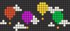 Alpha pattern #55362 variation #111526