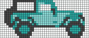 Alpha pattern #50813 variation #111529