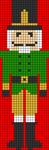 Alpha pattern #2736 variation #111531