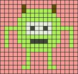 Alpha pattern #59905 variation #111533