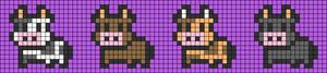 Alpha pattern #39191 variation #111566