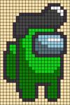 Alpha pattern #59119 variation #111691