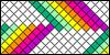 Normal pattern #2285 variation #111743