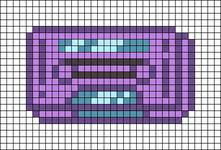 Alpha pattern #59766 variation #111812