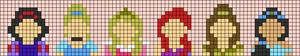 Alpha pattern #47144 variation #111824