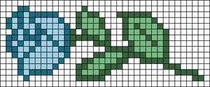 Alpha pattern #44843 variation #111868