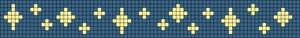 Alpha pattern #61862 variation #111962