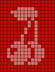 Alpha pattern #46385 variation #112011