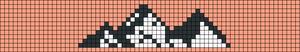 Alpha pattern #33464 variation #112145
