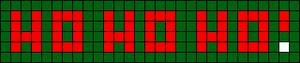 Alpha pattern #8079 variation #112213