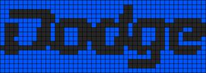 Alpha pattern #20937 variation #112308