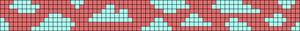 Alpha pattern #1654 variation #112331