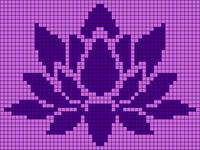 Alpha pattern #61991 variation #112355