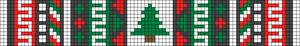 Alpha pattern #11904 variation #112373