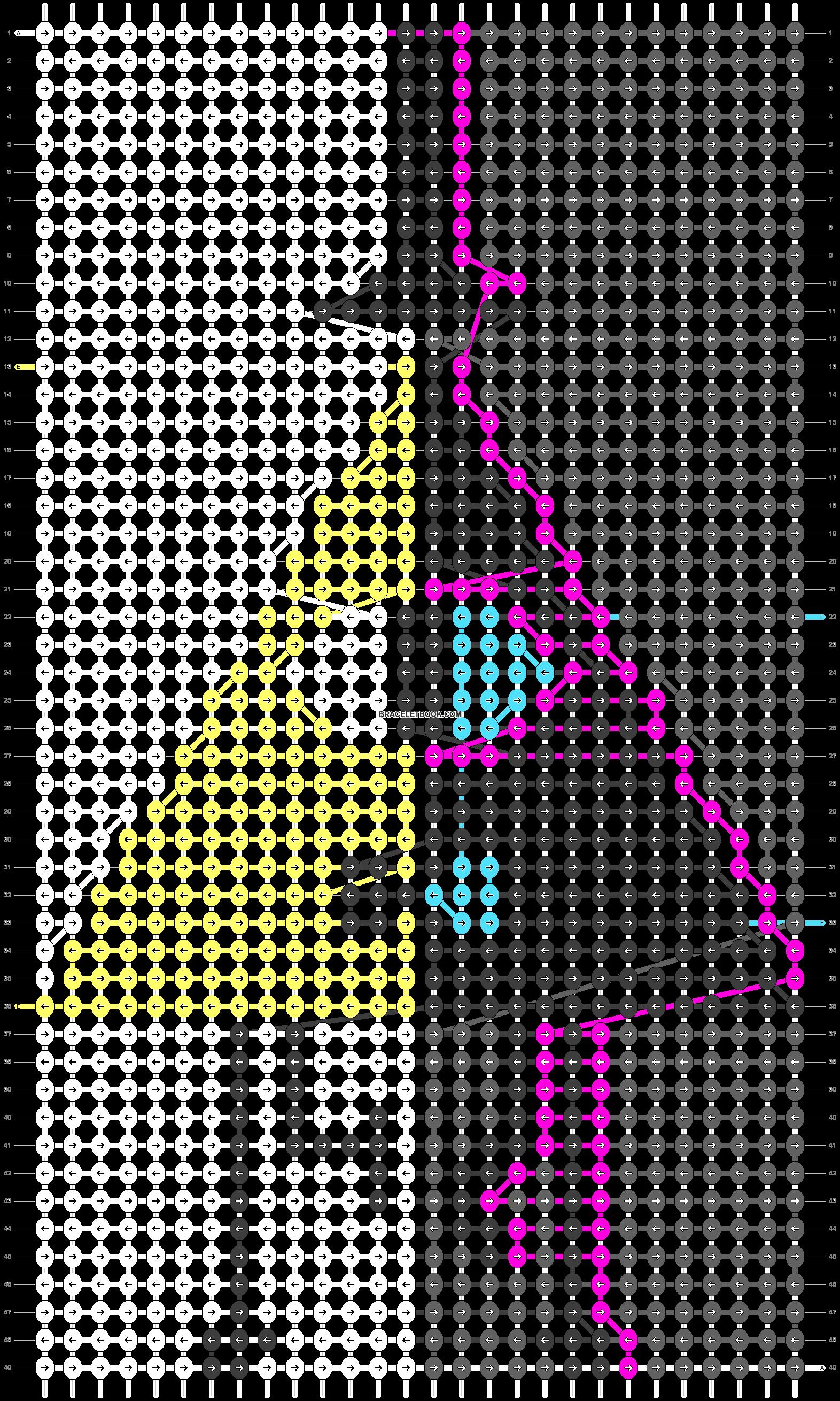 Alpha pattern #61989 variation #112378 pattern