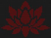 Alpha pattern #61991 variation #112448
