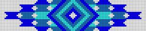 Alpha pattern #11124 variation #112516