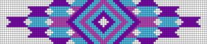 Alpha pattern #11124 variation #112519