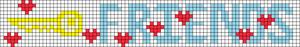 Alpha pattern #61985 variation #112540