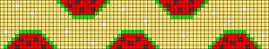 Alpha pattern #60600 variation #112576