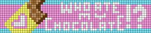 Alpha pattern #41345 variation #112582
