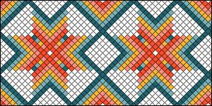 Normal pattern #25054 variation #112595