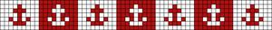 Alpha pattern #5929 variation #112608