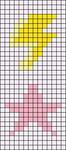 Alpha pattern #46309 variation #112616