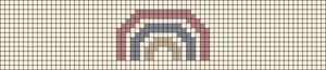 Alpha pattern #54001 variation #112630
